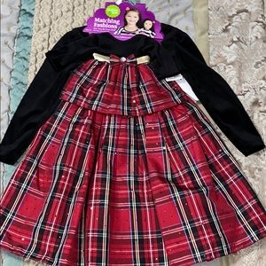 Dollie & Me Matching Set size 4 new with tags